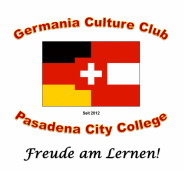 Pasadena City College<br />Germania Culture Club